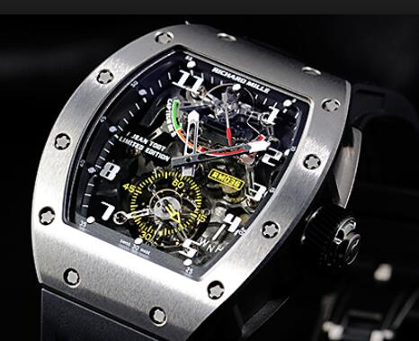 Richard Mille RM 036 Tourbillon G-Sensor - Jean Todt Replica Watch