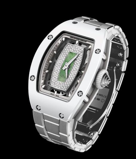 Richard Mille Replica Watch RM 07-01 Nephrite Edition