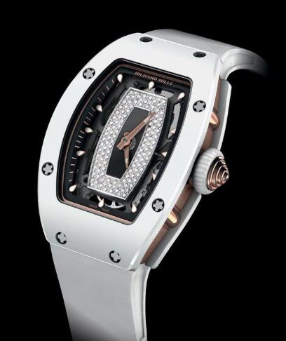 Richard Mille Replica Watch RM 07-01 Skeletonised Ladies Automatic