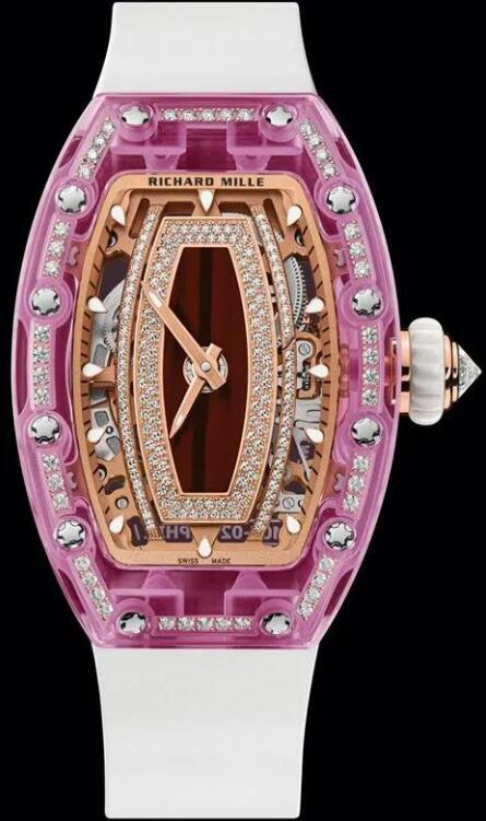 Best Richard Mille RM 07-02 Automatic Winding Sapphire Replica Watch