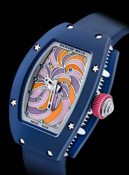 Richard Mille Replica Watch RM 07-03 Automatic Cupcake
