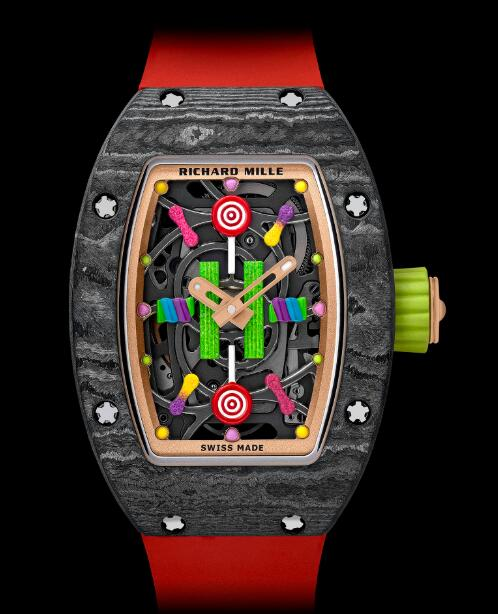 Richard Mille Replica Watch RM 07-03 Automatic Litchi