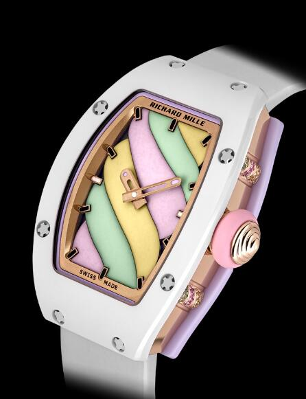 Richard Mille Replica Watch RM 07-03 Automatic Marshmallow