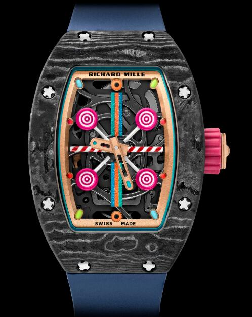 Richard Mille Replica Watch RM 07-03 Automatic Myrtille