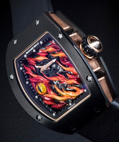Richard Mille RM 26-02 Evil Eye Replica Watch