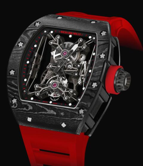 Richard Mille RM 50-27-01 NTPT Replica Watch