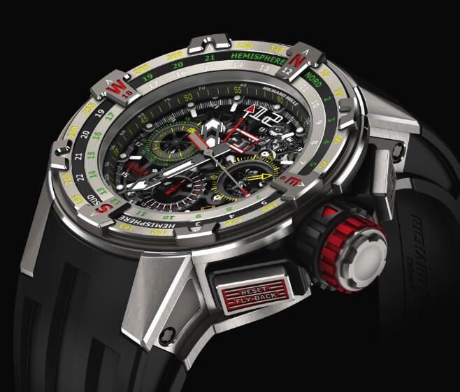 Richard Mille RM 60-01 Regatta Flyback Chronograph Replica Watch