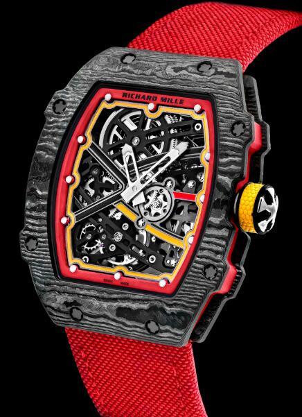 Richard Mille RM 67-02 Automatic Alexander Zverev Replica Watch