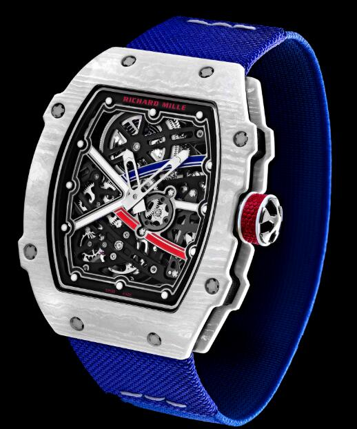 Richard Mille RM 67-02 Automatic Alexis Pinturault Replica Watch