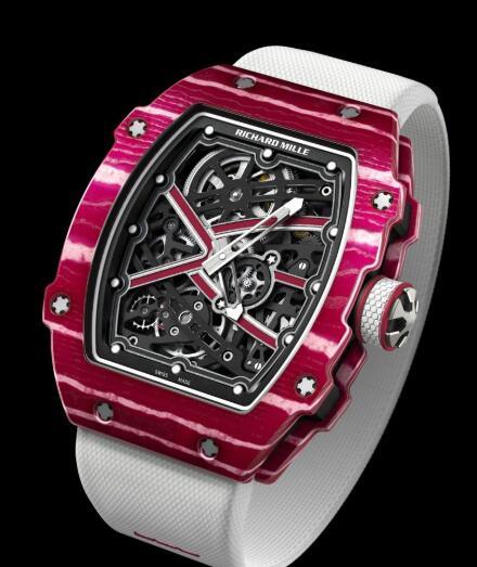 Richard Mille RM 67-02 High Jump Mutaz Essa Barshim Replica Watch