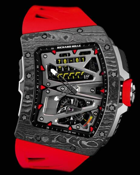 Richard Mille RM 70-01 Tourbillon Alain Prost Replica Watch
