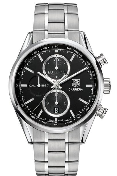 Tag Heuer Carrera Calibre 1887 Replica Watch CAR2110.BA0724