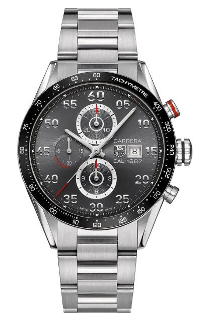 Tag Heuer Carrera Calibre 1887 Replica Watch CAR2A11.BA0799