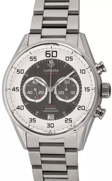 Tag Heuer Carrera Flyback Chronograph Calibre 36 Replica Watch CAR2B11.BA0799