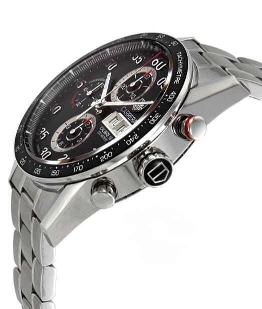 Tag Heuer Carrera Day Date Replica Watch CV2A10.BA0796