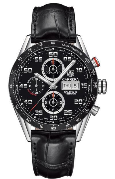 Tag Heuer Carrera Calibre 16 Day Date Replica Watch CV2A1R.FC6235
