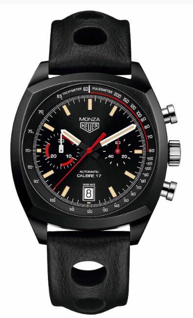 Tag Heuer Heritage Calibre 17 Replica Watch CR2080.FC6375