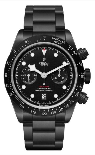 Tudor Black Bay Chrono Dark 79360DK Replica Watch