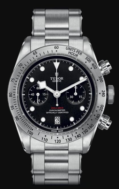 Tudor BLACK BAY CHRONO M79350-0004 Replica Watch