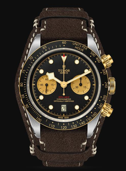Tudor BLACK BAY CHRONO S&G M79363N-0002 Replica Watch