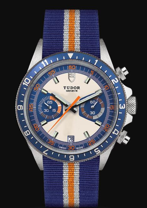 Tudor HERITAGE CHRONO BLUE M70330B-0003 Replica Watch