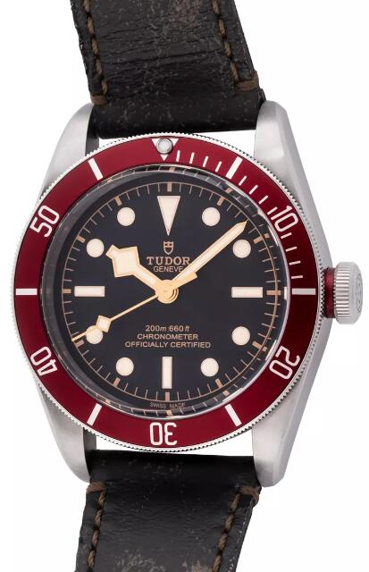 Tudor Heritage Black Bay 79230R-0002 Replica Watch
