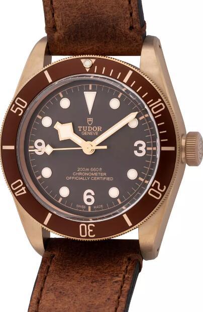 Tudor Heritage Black Bay Bronze 79250BM Replica Watch