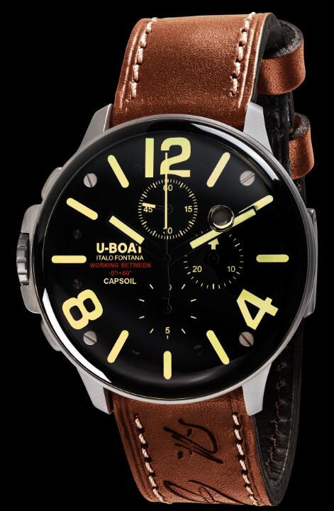 U-BOAT CAPSOIL CHRONO SS 8111 Replica Watch