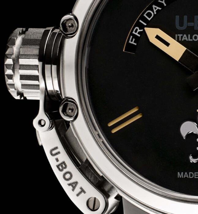 U-BOAT CHIMERA 46 DAY DATE 8101 Replica Watch