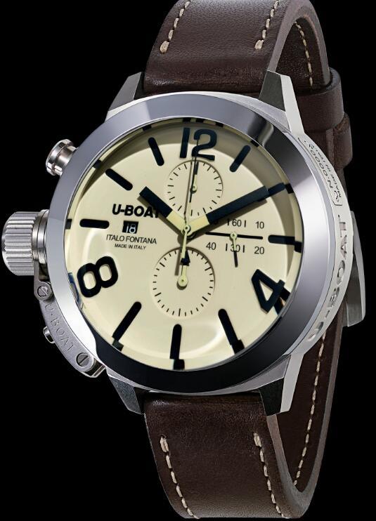 U-BOAT CLASSICO 50 TUNGSTENO CAS 2 7433/A Replica Watch