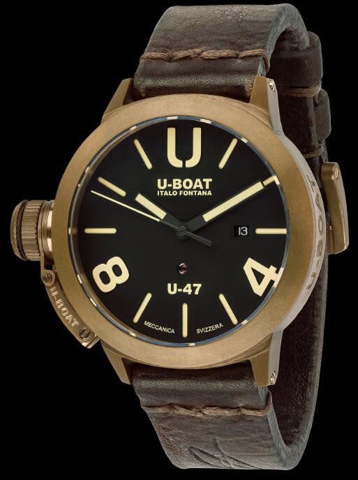 U-BOAT CLASSICO U-47 BRONZE 7797 Replica Watch
