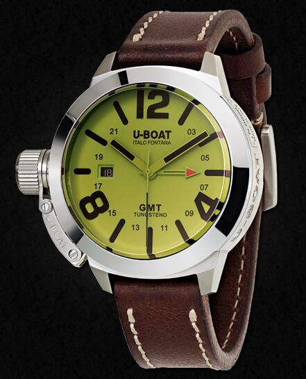 U-BOAT CLASSICO 45 BE GMT 8051 Replica Watch