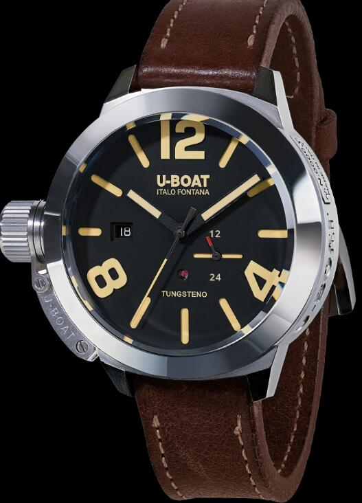 U-BOAT CLASSICO 45 TUNGSTENO MOVELOCK 8070 Replica Watch