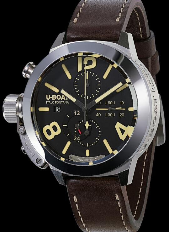 U-BOAT CLASSICO 45 TUNGSTENO MOVELOCK 8075 Replica Watch