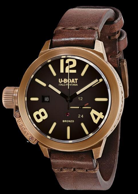 U-BOAT CLASSICO 50 BRONZO A BR 8104 Replica Watch