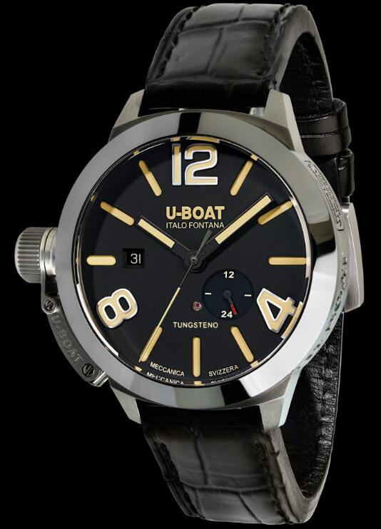 U-BOAT STRATOS 45 BK 9006 Replica Watch