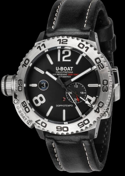 U-BOAT Classico DOPPIOTEMPO AUTO 9099 Replica Watch