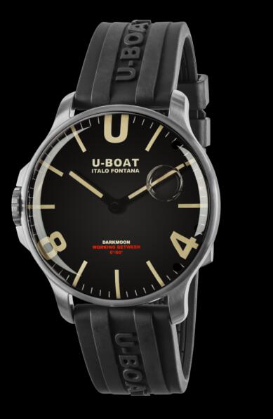 U-BOAT DARKMOON 44 SS 8463 Replica Watch