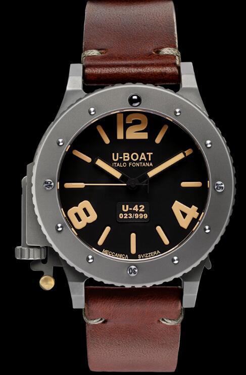 U-BOAT U-42 50 GMT 8095 Replica Watch