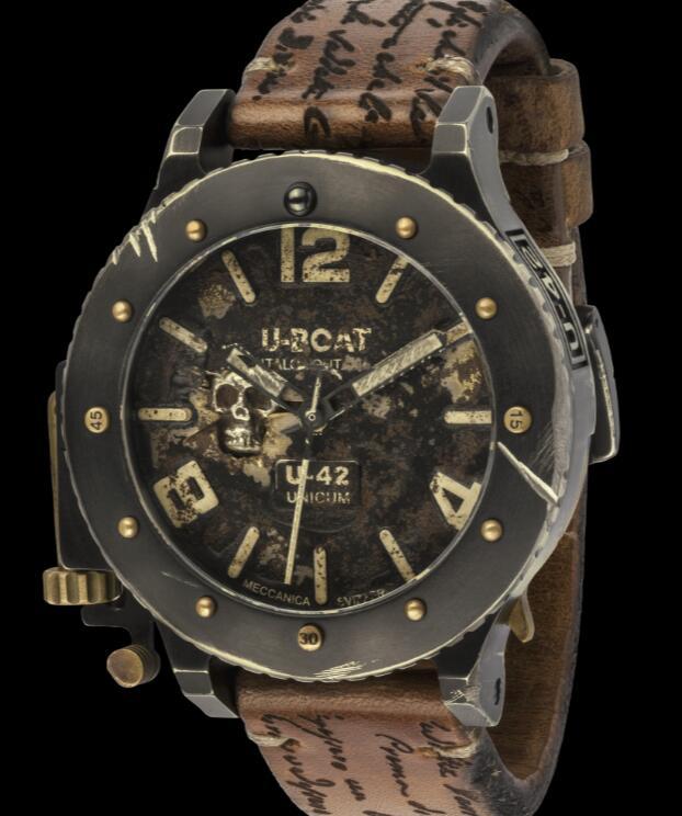 U-BOAT U-42 UNICUM 8188 Replica Watch