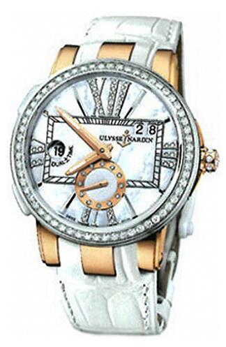 Ulysse Nardin Executive Dual Time Lady 246-10B-391 Replica Watch