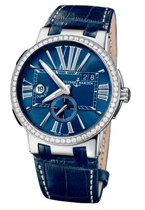 Ulysse Nardin Executive Dual Time 243-00B/43 Replica Watch