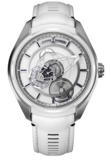 Ulysse Nardin Freak X Ice 2303-270/00 Replica Watch