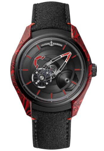 Ulysse Nardin Freak X Magma 2303-270/MAGMA-BQ Replica Watch
