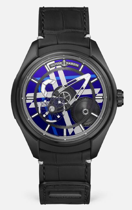 Ulysse Nardin Freak X 43 mm 2303-270LE/BLACK-MARQ Replica Watch