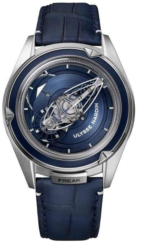 Ulysse Nardin Freak Vision 2505-250 Replica Watch