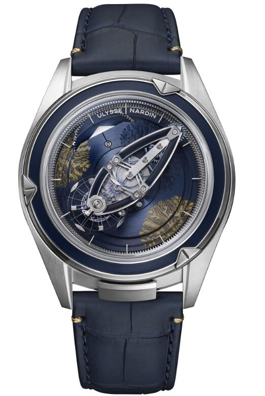 Ulysse Nardin Freak Vision Coral Bay Bonding 2505-250LE/CORALBAY-1 Replica Watch