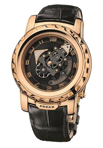 Ulysse Nardin Complications FREAK The Hour Glass 026-88/THG Replica Watch