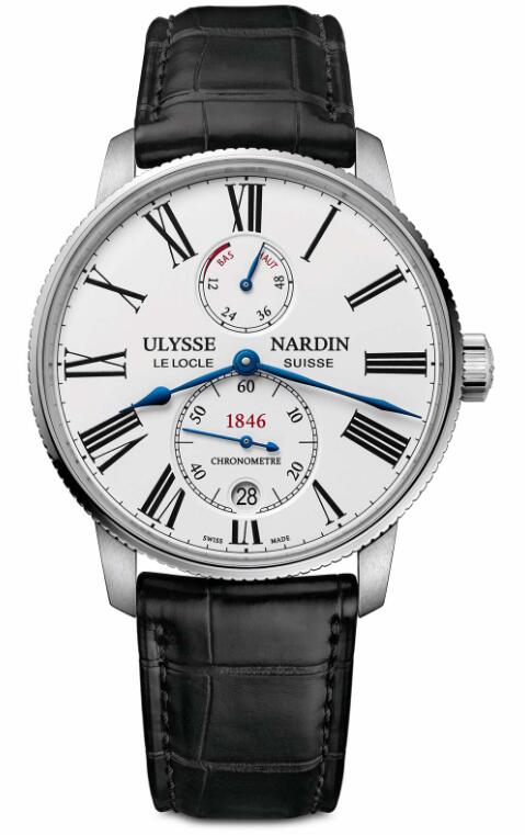 Ulysse Nardin Marine Chronometer Torpilleur 1183-310/40 Replica Watch
