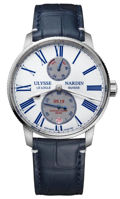 Ulysse Nardin Marine Torpilleur Monaco Yacht Show 1183-310LE/E0-MON Replica Watch